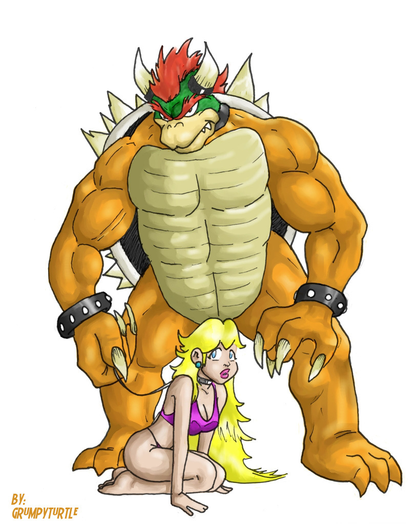 Bowser by GrumpyTurtle on DeviantArt