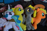 just my plushies