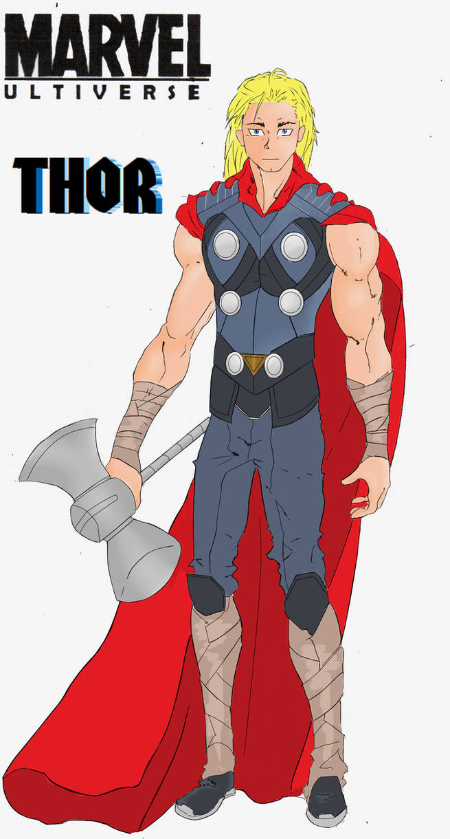 Ultiverse Thor redesign