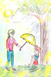 Fakiru Week- Yellow! by Mewn-san
