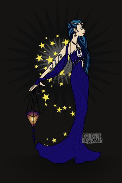 Princess Luna {Human} by Beanie86