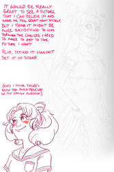 Ask Chibiusa - princess look