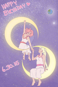 Moon Birthday 2015