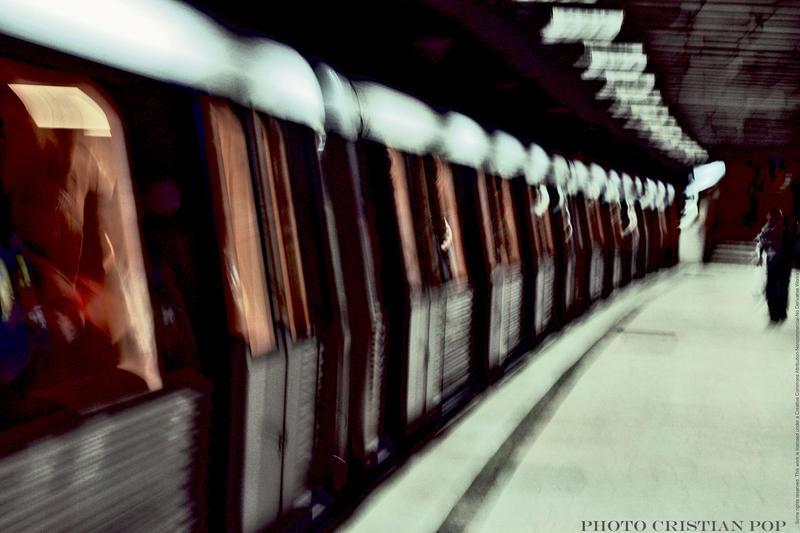metro M by SENIL07