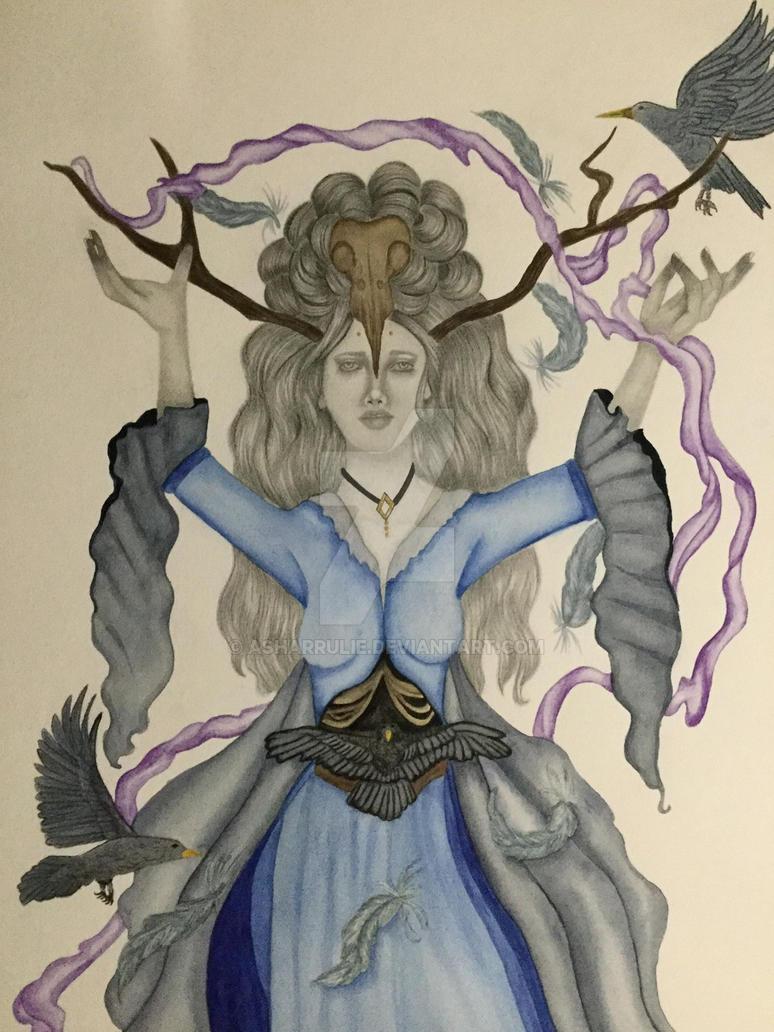 Soul Protector by Asharrulie