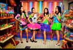 Candy Wonderland 2 by slumberdoll