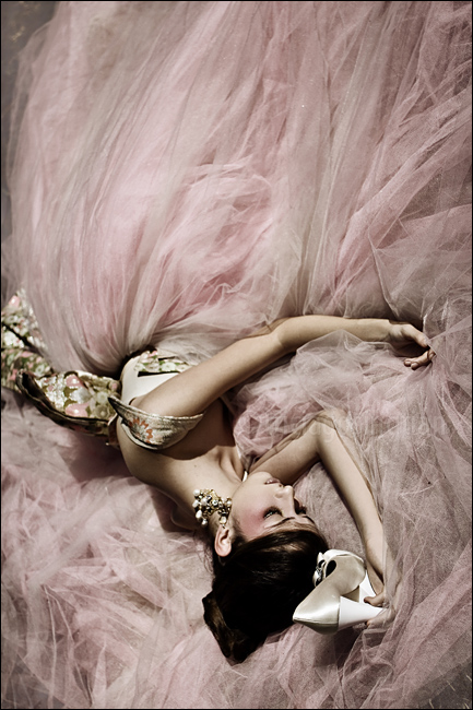 Cinderella by slumberdoll