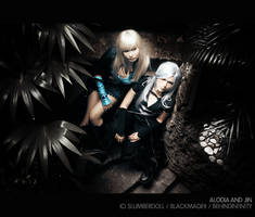 DoD: Shall and Lahoo 6 by slumberdoll