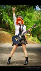 Alodia: Schoolgirl Rock by slumberdoll