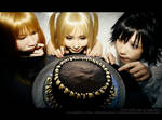 Death Note: Cake is Love