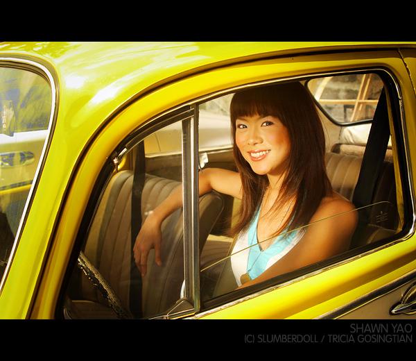 Shawn: Yellow Beetle by slumberdoll