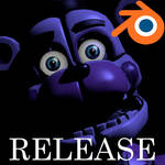 FNAF VR Help Wanted Funtime Freddy (Release)