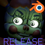 FNAF VR Help Wanted Circus Baby (Blender Release)