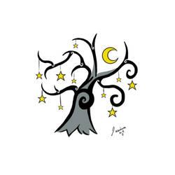 Star Tree by SeraphimProphets