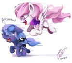 run Luna! RUUUNNN!!!