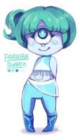 Paraiba Quartz