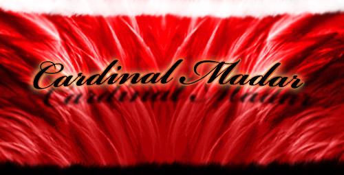[Image: cardinal_madar_nametag_by_arieflameheart-d8nc5m1.jpg]