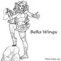 Bella Wings by PeteBL