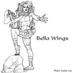 Bella Wings by PeteBL