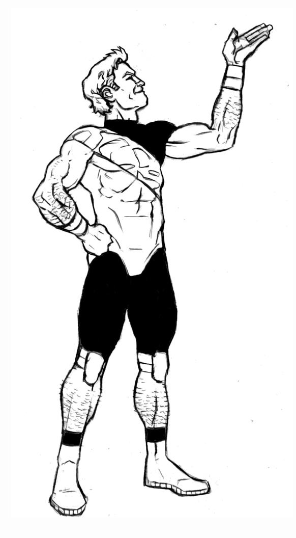 Hero X by PeteBL