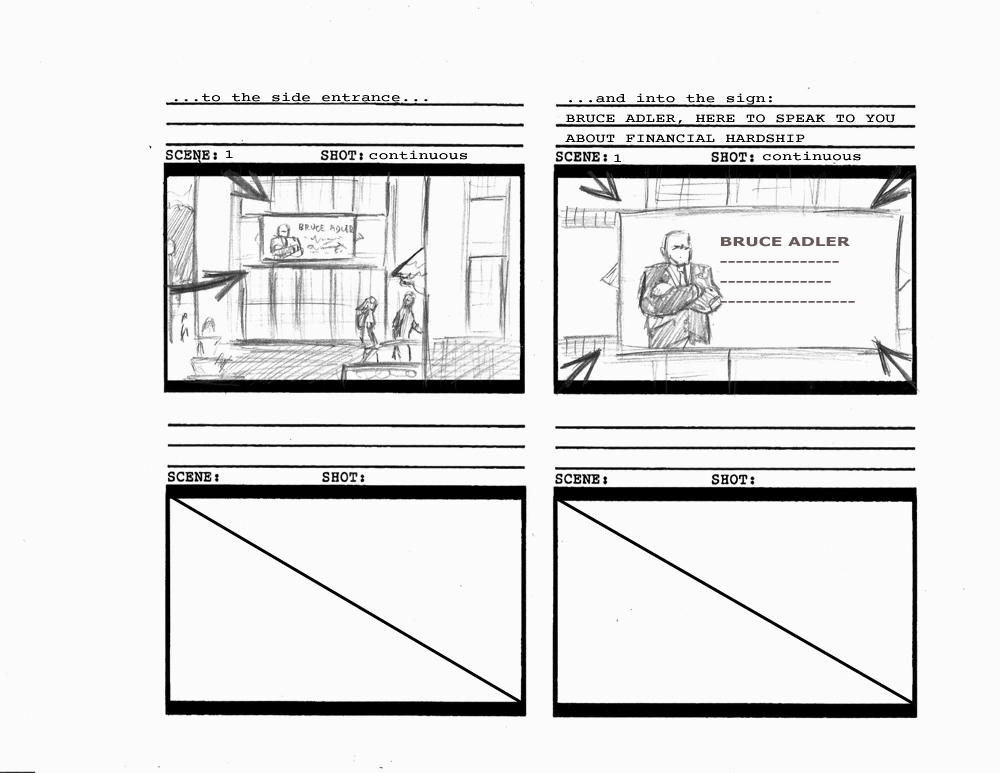 Storyboards 02 by PeteBL