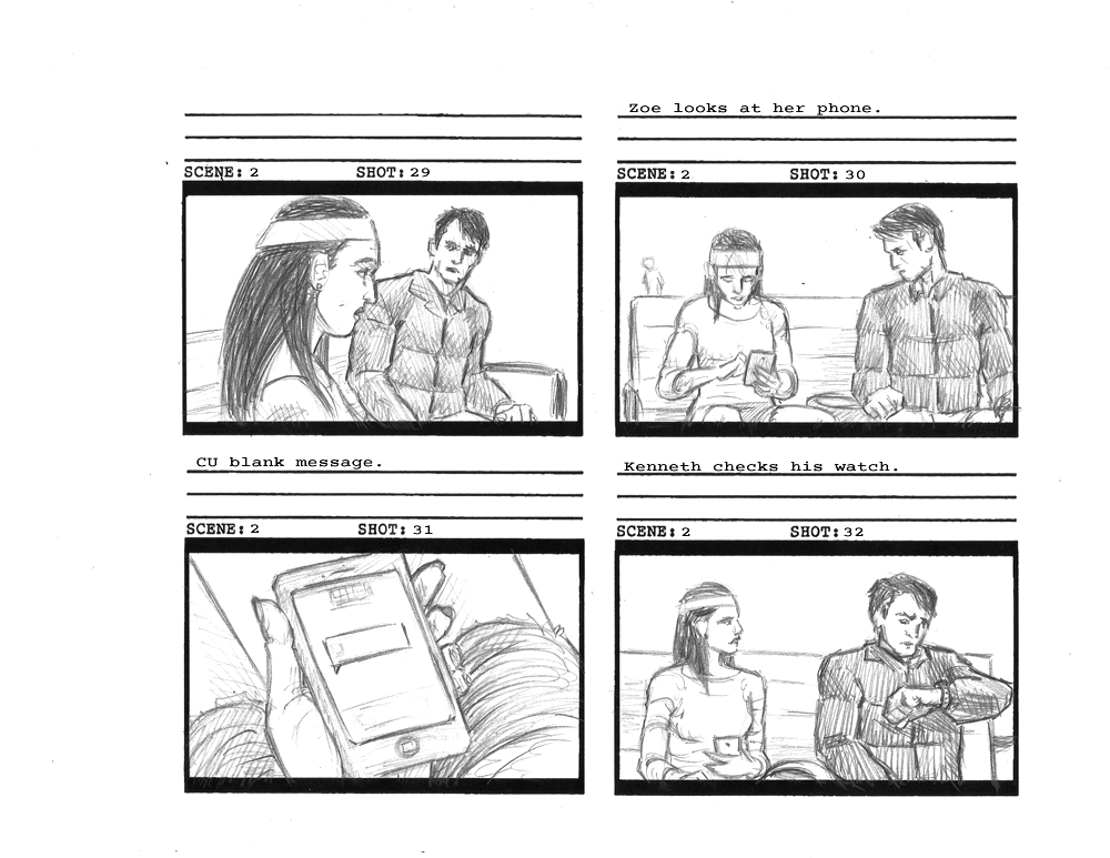 Storyboards 10 by PeteBL