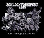 Schlocktoberfest 2004 Artwork by PeteBL