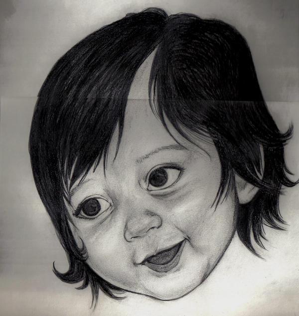 Aubrey portrait by PeteBL
