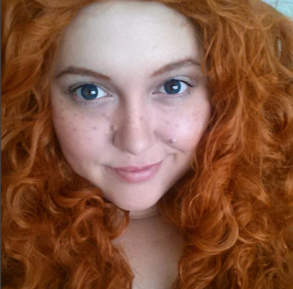 Merida Makeup by ZeroXiang