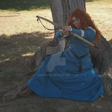 Merida by ZeroXiang