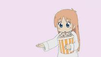 Popcorn gif by Kagachan