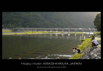 Hozu river -2- by Lou-NihonWa