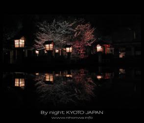 Kyoto by night -1-
