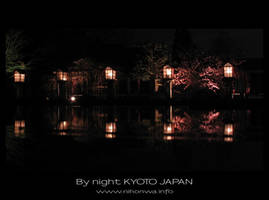 Kyoto by night -2- by Lou-NihonWa