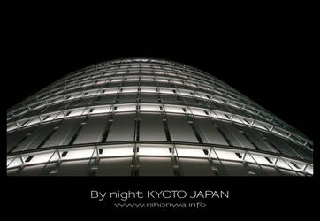 Kyoto by night -4- by Lou-NihonWa
