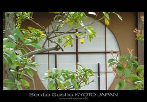 Japanese traditional window by Lou-NihonWa