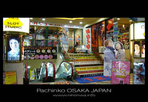 Pachinko -1- by Lou-NihonWa