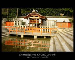 Shimogamo Shrine -2- by Lou-NihonWa