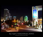 Yokohama by night -1-