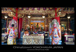 Chintown in Yokohama -1- by Lou-NihonWa