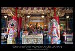 Chintown in Yokohama -1-