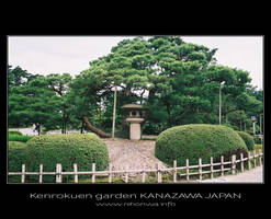 The kenrokuen garden -2- by Lou-NihonWa