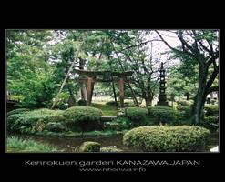 The kenrokuen garden -3- by Lou-NihonWa