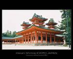 Heian shrine -1-