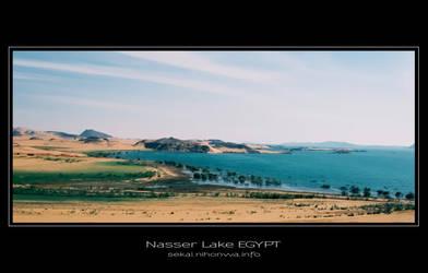 Nasser Lake -1- by Lou-NihonWa