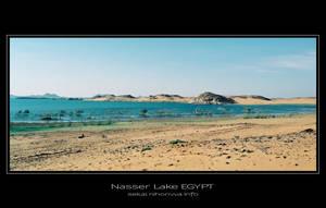 Nasser Lake -2- by Lou-NihonWa