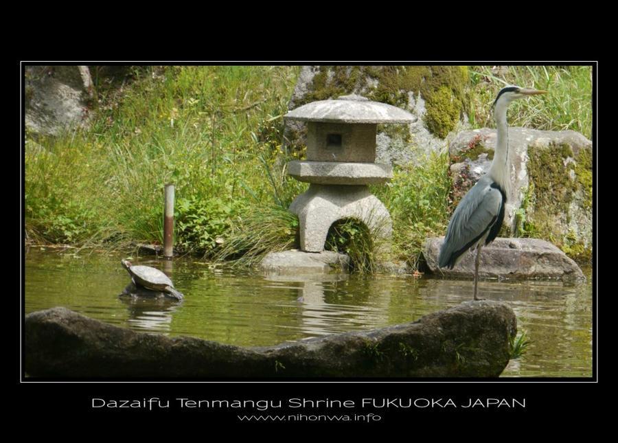 Dazaifu Tenmangu Shrine -1- by Lou-NihonWa