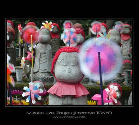 Mizuko Jizo by Lou-NihonWa