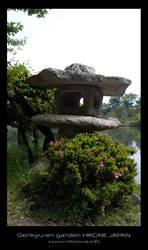 Genkyuen garden by Lou-NihonWa