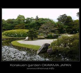 The korakuen garden -1-
